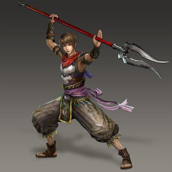 Warriors Orochi 3 World S End: The Alvin Chronicles